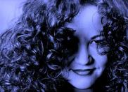 Michelle Kei Ishuu, Blue Album cover