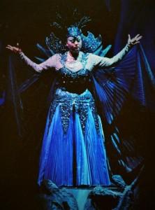 Königin der Nacht from Die Zauberflöte