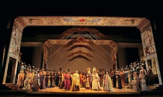 San Diego Opera, Aida 2008