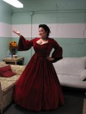 Paquette in Candide, Lyric Opera San Diego