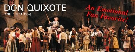 San Diego Opera Don Quixote