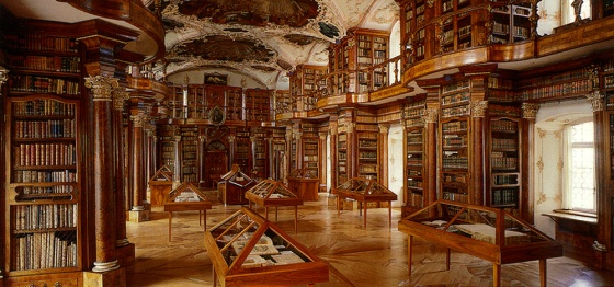 Library of the Abbey of Saint Gallen