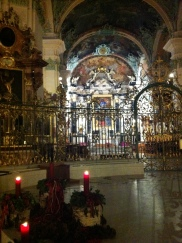 Abbey of St Gallen Cathedral 2