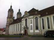 Abbey of St Gallen Cathedral 3