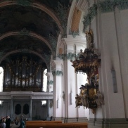 Abbey of St Gallen Cathedral 4