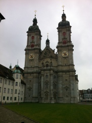 Abbey of St Gallen Cathedral 6